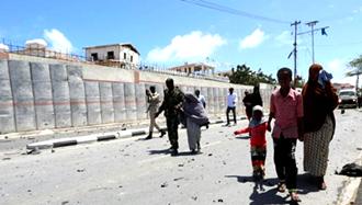 حملات تروريستي در موگاديشو دهها كشته و زخمي بر جاي گذاشت-آرشیو