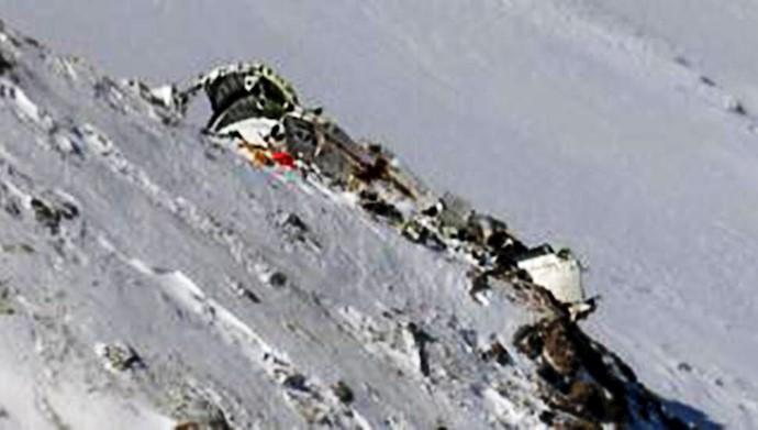 پیداشدن  تعدادی از اجساد هواپیمای ساقط شده در ارتفاعات دنا