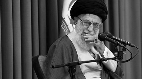 Irans Supreme Leader Ali Khamenei