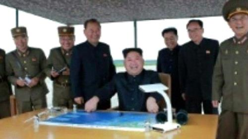 North Korean leader Kim Jong-Un warned the US in a New Year speech that he has a nuclear button on his desk