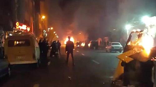 The demonstrations sweeping Iran have exposed a major internal weakness