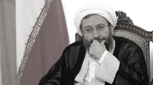 Sadeq Larijani has been named among 14 individuals and entities by the US on Friday imposing sanctions
