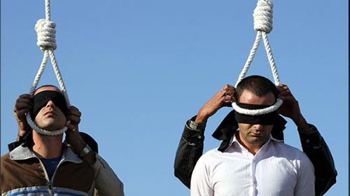 Iran Executes 8 prisoners amid uprisings