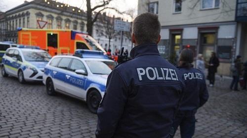 الشرطة الألمانية (أرشيفية)