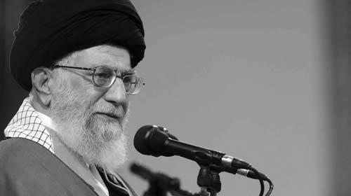 Iran's supreme leader, Ali Khamenei