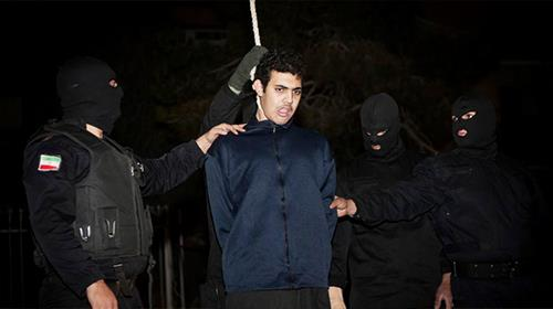 Stop the Execurion of Juveniles in Iran