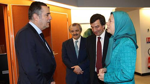 In just two weeks an uprising erupted in Iran and rapidly spread to 142 cities, Maryam Rajavi said