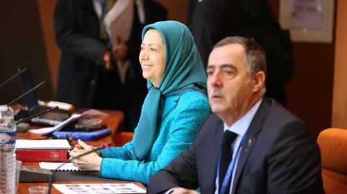 12-Maryam-Rajavis-speech-at-the-official-EPP-meeting3