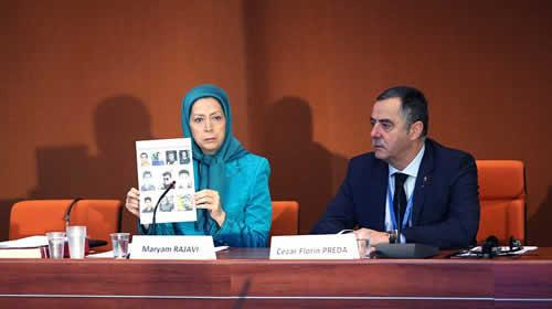 10-Maryam-Rajavis-speech-at-the-official-EPP-meeting