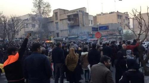 Protests began in Mashhad before spreading to other cities. (File photo)