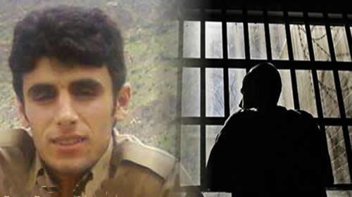 السجين السياسي«جنكيز قدم خيري»