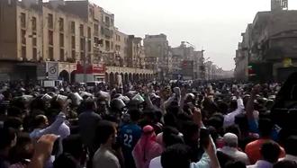 تظاهرات هموطنان اهوازی