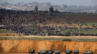 افزایش شمار شهدای فلسطین