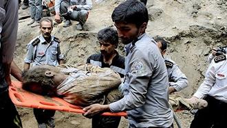 مرگ کارگران ایرانی در نظام ناایمن کار در ایران