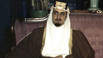 ملک فیصل پادشاه عربستان صعودی