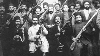 ستارخان و مجاهدانش