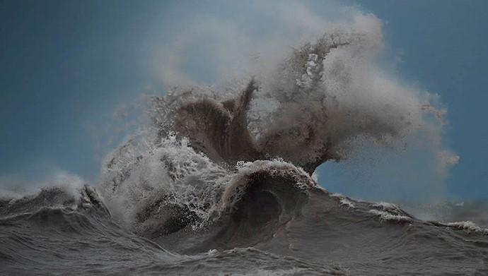 موج سهمگین