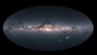 جدیدترین عکس سه بعدي از کهکشان راه شیری