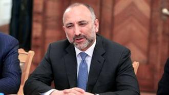 محمد حنیف اتمر مشاور امنیت ملی افغانستان