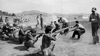 قتلعام روستاهای کردستان به دست پاسداران خمینی