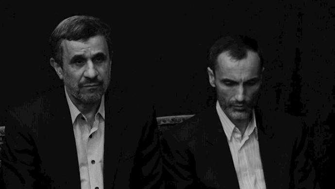 بقایی-احمدی نژاد