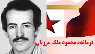 محمود ملک مرزبان