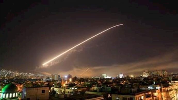 حمله نظامی به پایگاههای اسد توسط آمریکا و متحدانش