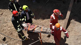 حوادث کارگری در ایران