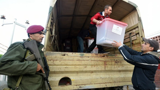 انتخابات شهرداری ها در تونس