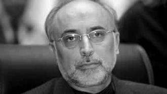 علی اکبر صالحی رئیس سازمان انرژی اتمی رژیم