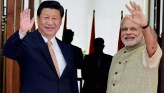 توافق هندوستان و چین برای راه اندازی یک پروژه مشترک اقتصادی