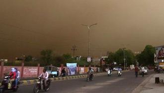طوفان در هند