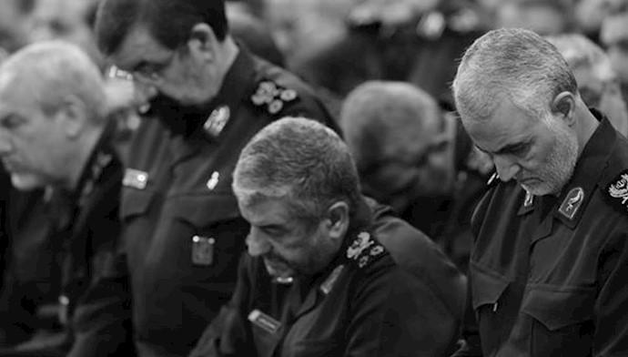 تحریم اقدامات ارزی نیروی تروریستی قدس