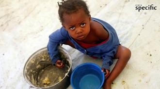 گرسنگی در جمهوری کنگو