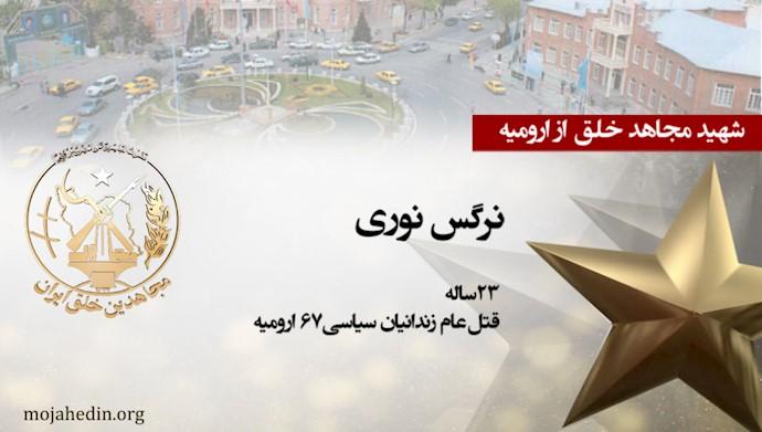 مجاهد شهید نرگس نوری