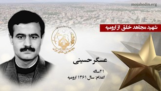 مجاهد شهید عسگر حسینی