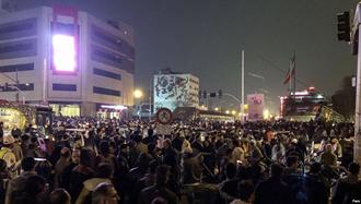 قیام مردم ایران در دیماه 96