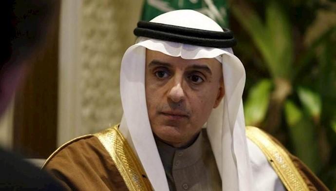 عادل الجبير وزير خارجه عربستان