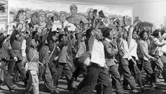 آغاز انقلاب فرهنگی چین