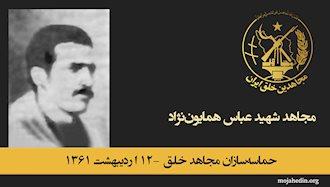 عباس همایون نژاد