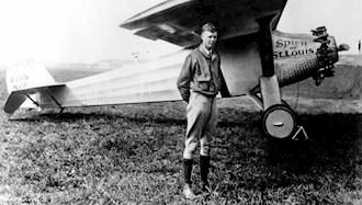 نخستین پرواز با هواپیما بر روی اقیانوس اطلس