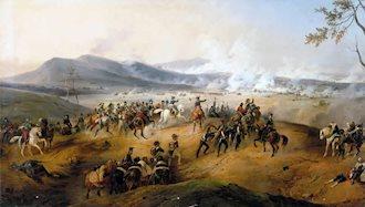 اتریش از ناپلئون شکست خورد
