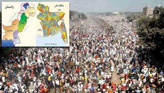 بنگلادش از پاکستان مستقل شد