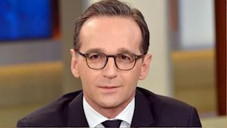 وزیر خارجه آلمان.
