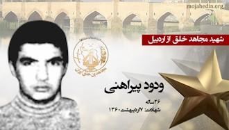 مجاهد شهید ودود پیراهنی