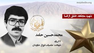 مجاهد شهید محمدحسین حامد