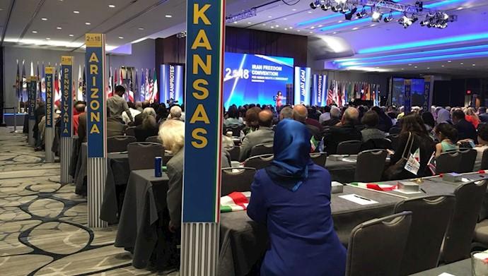 گردهمایی جوامع ایرانیان در آمریکا