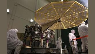 ناسا فضاپیمای 'اینسایت' را به مریخ فرستاد