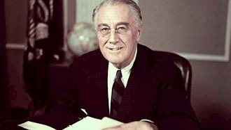 روزولت رئیسجمهور آمریکا ۳هفته پیش از پایان جنگ جهانی درگذشت