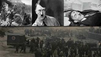 فاشیسم در جنگ جهانی دوم شکست خورد و آدولف هیتلر خودکشی کرد.